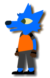 NITW OC - Ben South by 5magmacubes