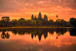 Morning at Angkor Wat