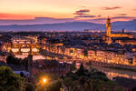Florence Lights Up