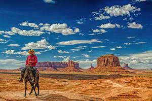 Navajo Rider / John Ford Viewpoint