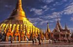Shwedagon Pagoda by BAldrich
