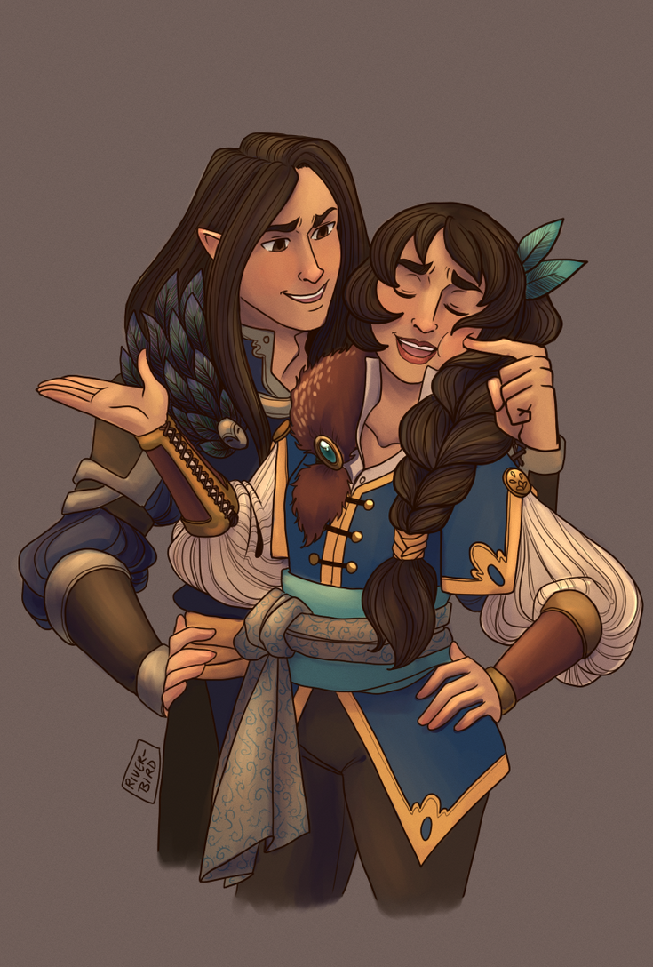Vex and Vax by river-bird