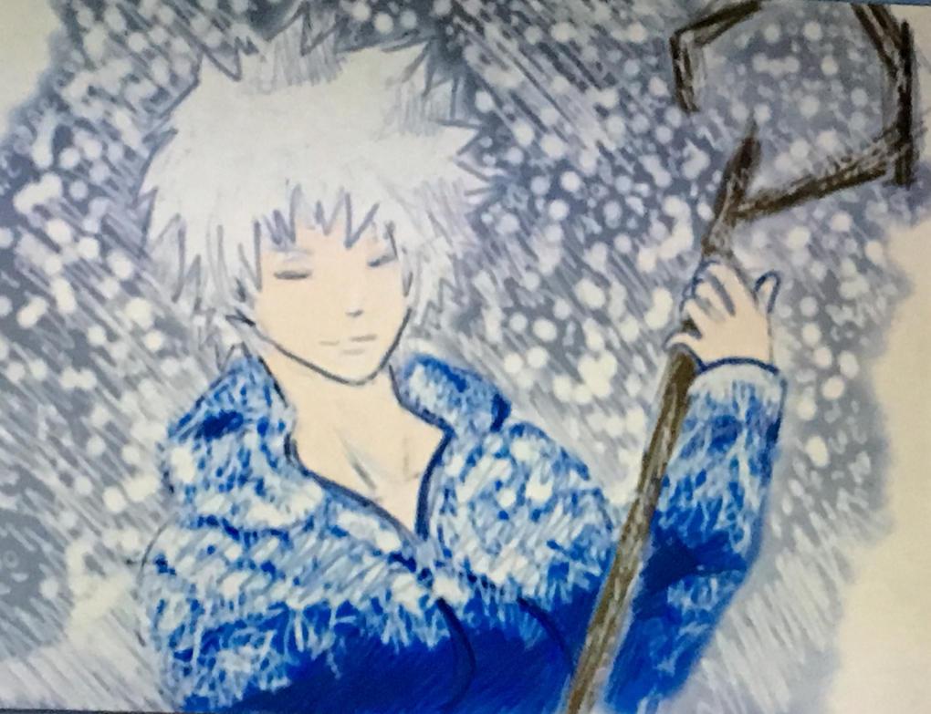 Jack Frost by WolfieloveKibalover