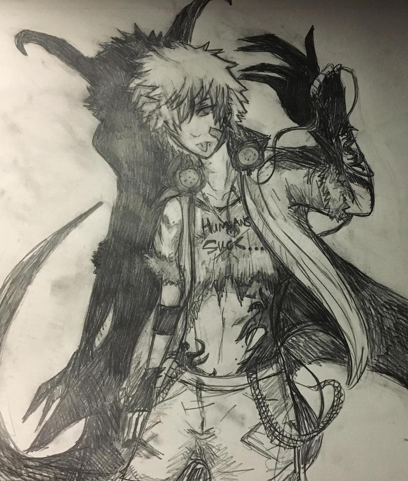 Monster by WolfieloveKibalover