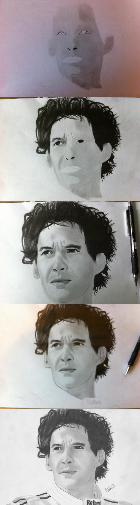 Senna - Anatomy by Jon-Wyatt