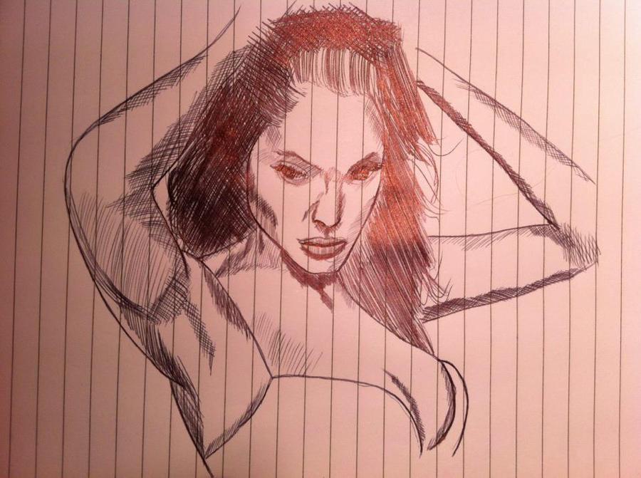 Angelina by Jon-Wyatt