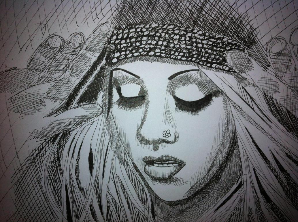 Christina Aguilera by Jon-Wyatt