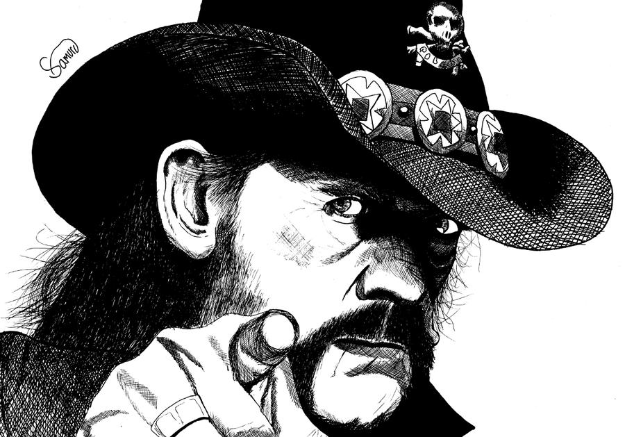 Lemmy by Jon-Wyatt