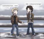 Dean's hidden obsession