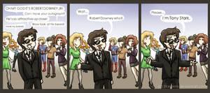 Robert Downey...who?