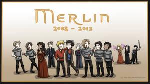 Merlin Tribute: 2008-2012