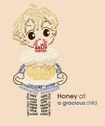 Honey cri by Ninni13