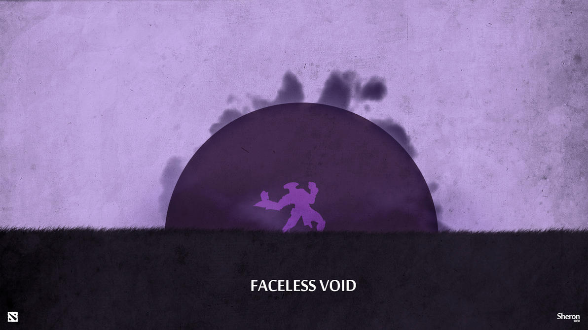 Dota 2 - Faceless Void Wallpaper by sheron1030