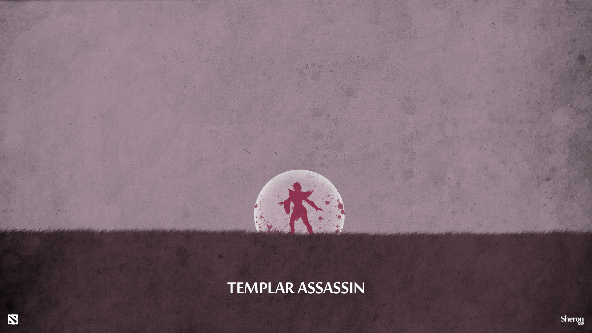 Dota 2 - Templar Assassin Wallpaper by sheron1030