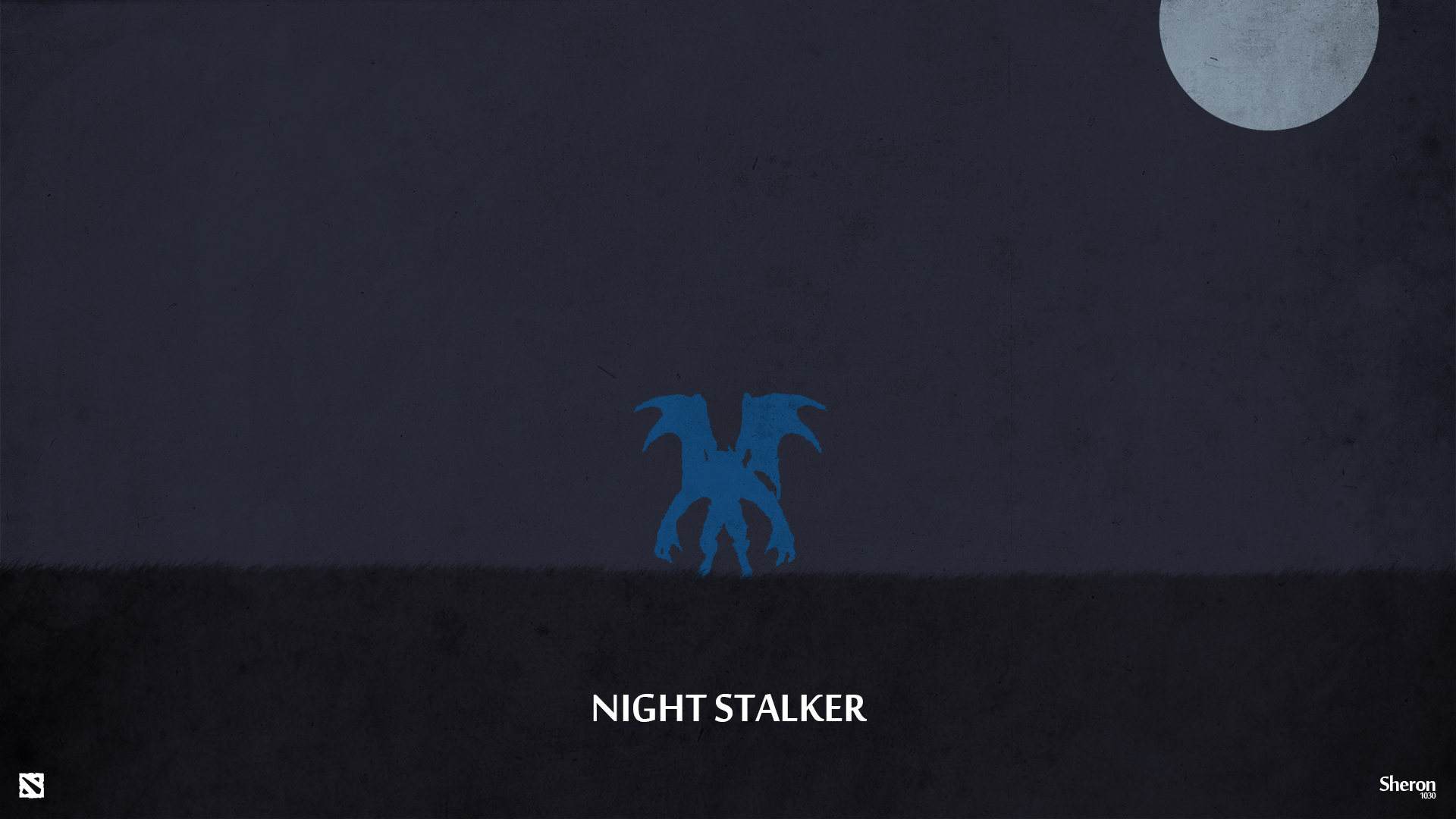 Dota 2 - Night Stalker Wallpaper by sheron1030