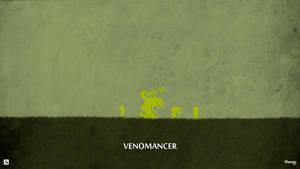 Dota 2 - Venomancer Wallpaper by sheron1030
