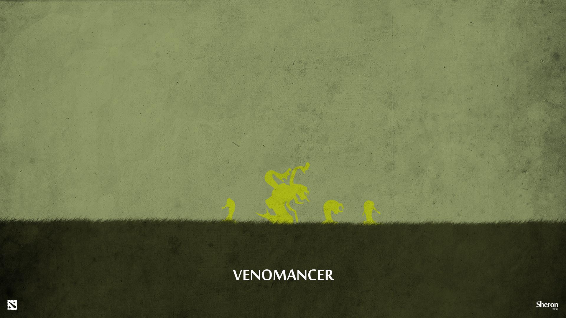 dota 2 venomancer wallpaper by sheron1030 on deviantart