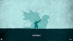 Dota 2 - Kunkka Wallpaper