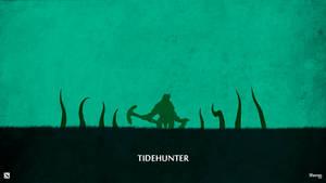 Dota 2 - Tidehunter Wallpaper by sheron1030