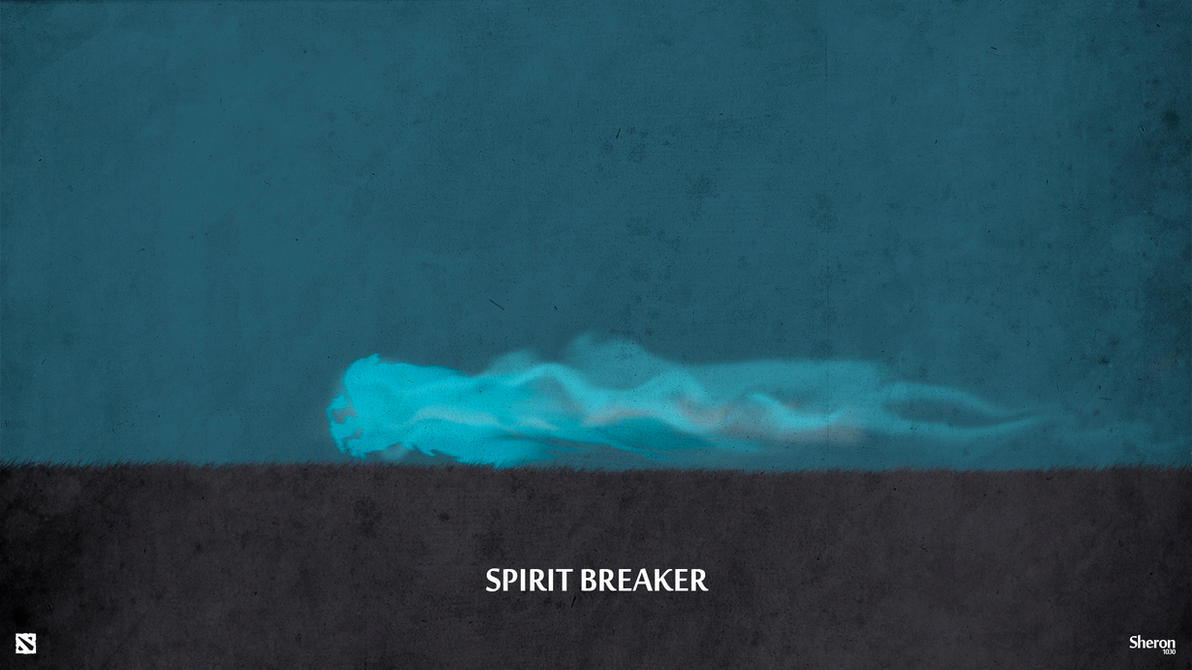 Spirit Breaker Dota Wallpaper