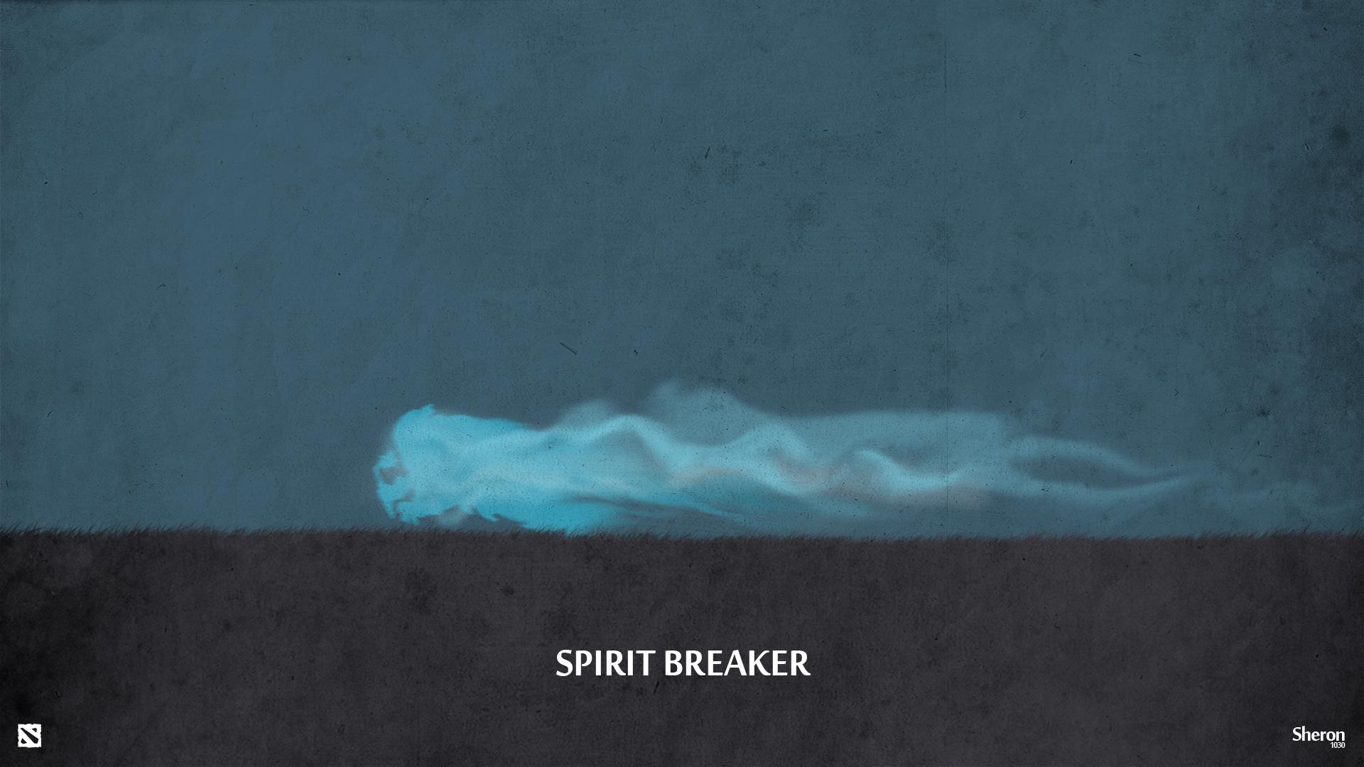 Dota 2 - Spirit Breaker Wallpaper by sheron1030