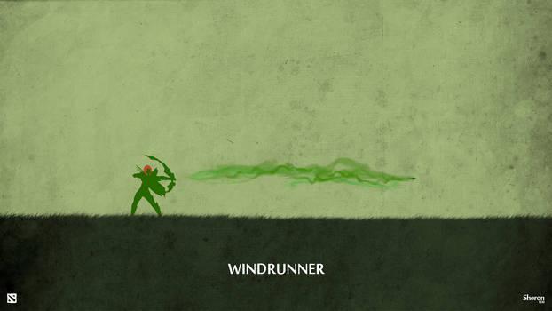 Dota 2 - Windrunner Wallpaper