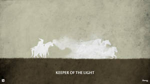 Dota 2 - Keeper of the Light Wallpaper