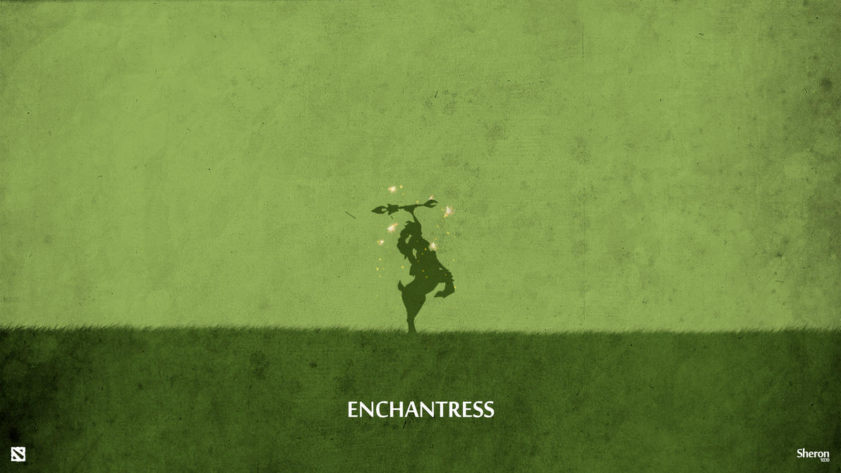 Enchantress Dota Wallpaper