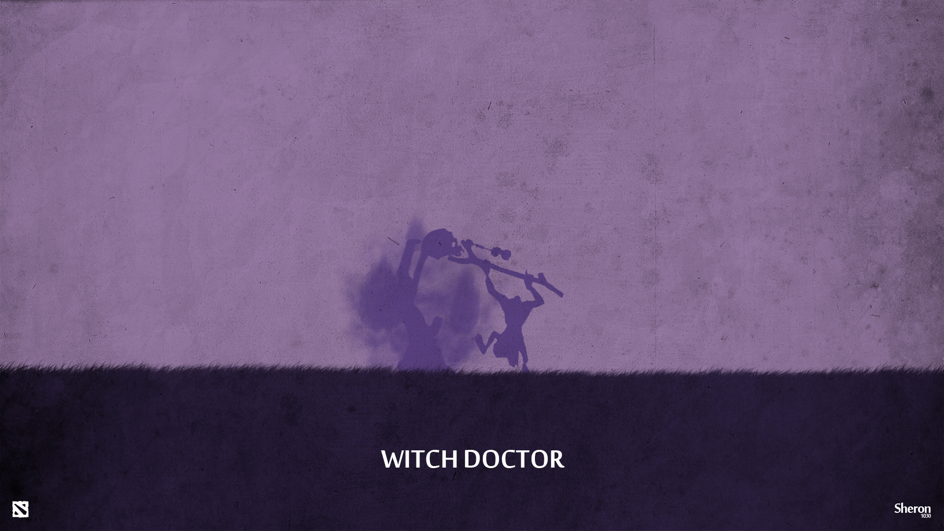 dota 2 witch doctor wallpaper by sheron1030 on deviantart