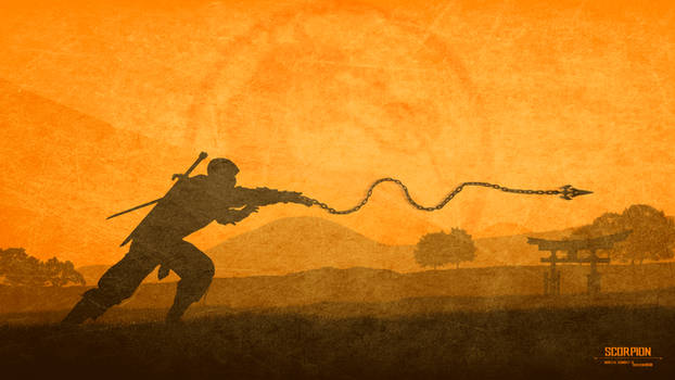 Mortal Kombat X - Scorpion