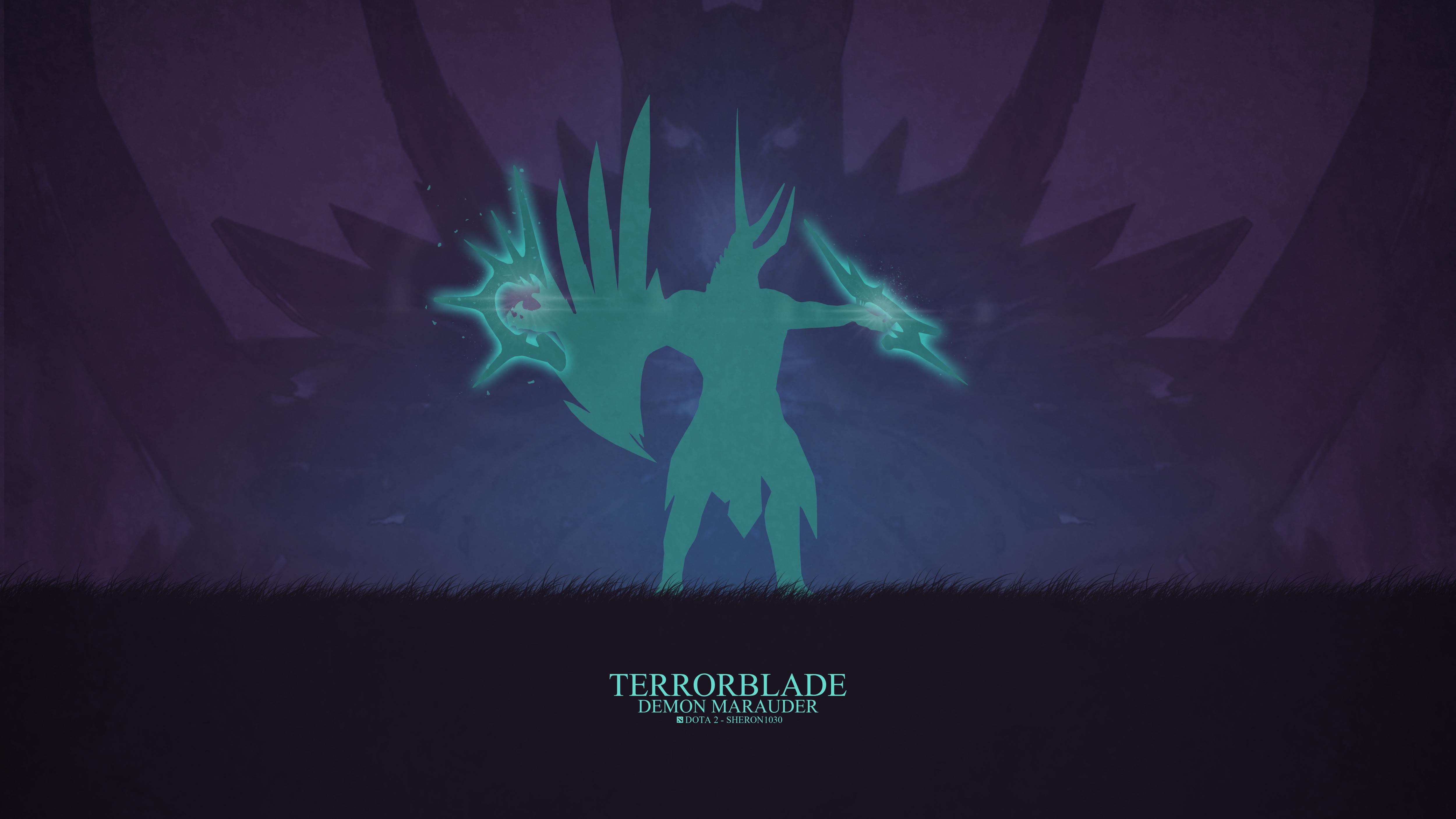 Dota 2 - Terrorblade by sheron1030 on DeviantArt