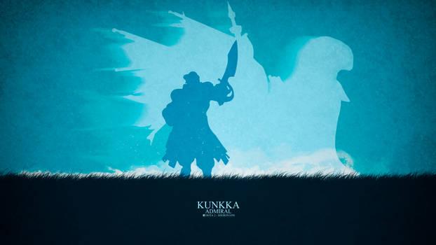 Dota 2 - Kunkka
