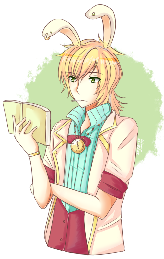 Alder as Peter White!~ [Contest Prize] by Saraca-xx