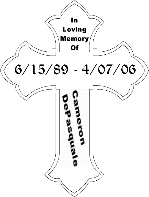 in loving memory cross by mooge on DeviantArt