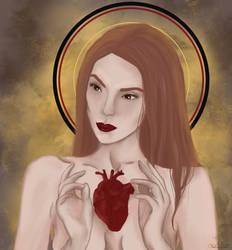 Heartrender by Lady-Yona