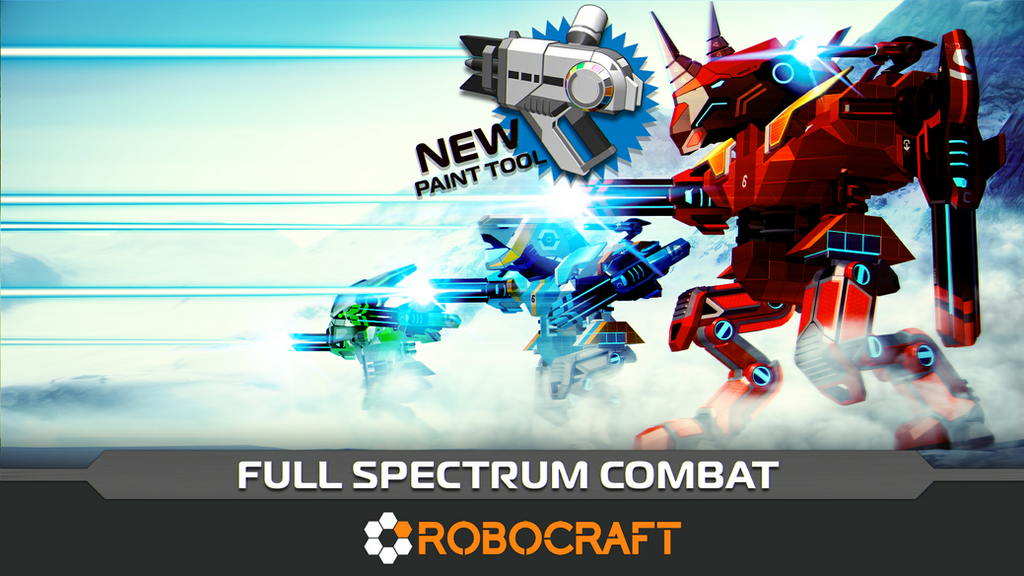 Robocraft Full Spectrum Combat by tetTris11 on DeviantArt