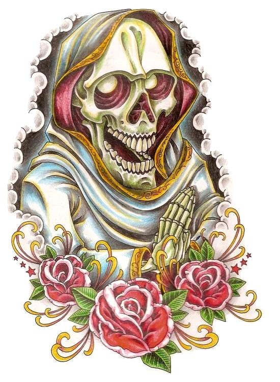 Dia de Los Muertos by TomRodrigues76
