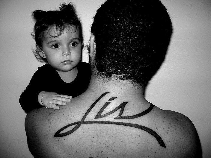 name tattoos