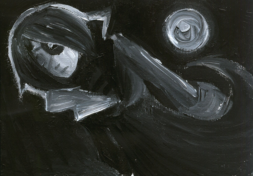 Image result for depressing paintings