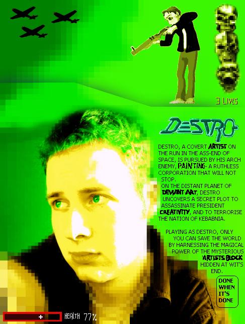 Destro7000's Profile Picture