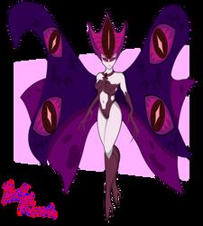 She Demon by HRT-ART-NARAKA