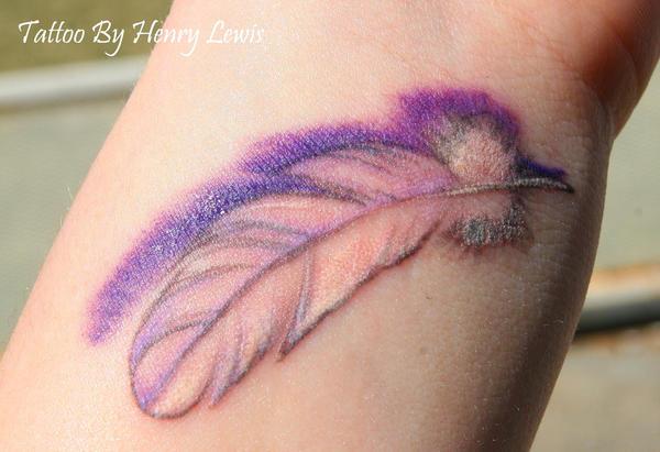 New Wrist Tattoo