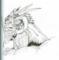 Diablo by splugemonkey