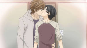 Flirtatious Kokichi Ouma x Tsundere Male Reader by SweetheartNicky