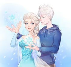 Elsa And Jack Frost Having Sex