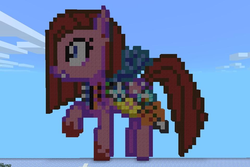 Pinkamena Cupcakes Pixel Art By Rainbowdust13 On Deviantart