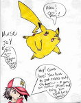 Pokemon Rabies Shot by BleachPokemonFanClub