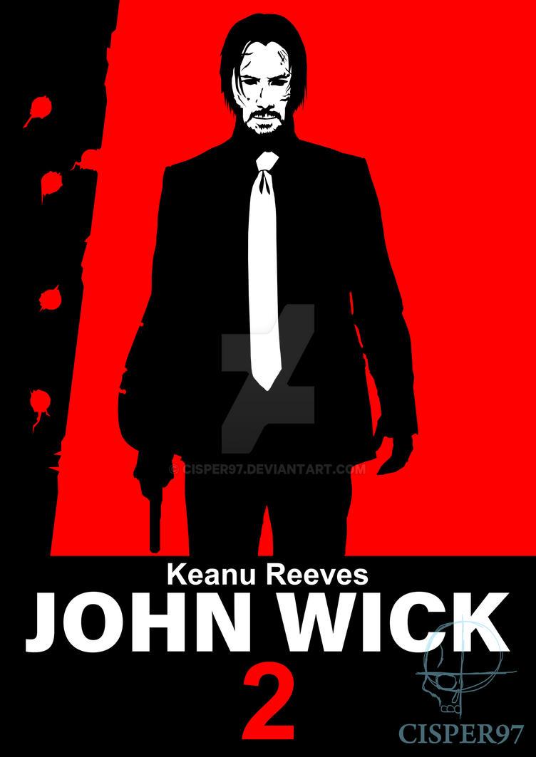John Wick Chapter 2 by Cisper97