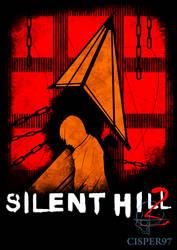Silent Hill 2 poster by Cisper97