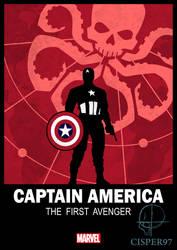 Captain America: The First Avenger by Cisper97